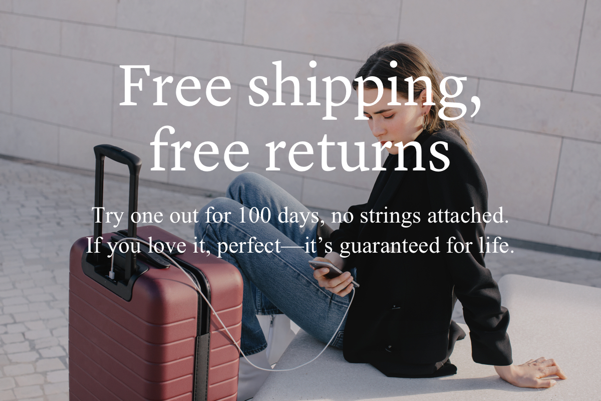 Free Shipping, Free Returns