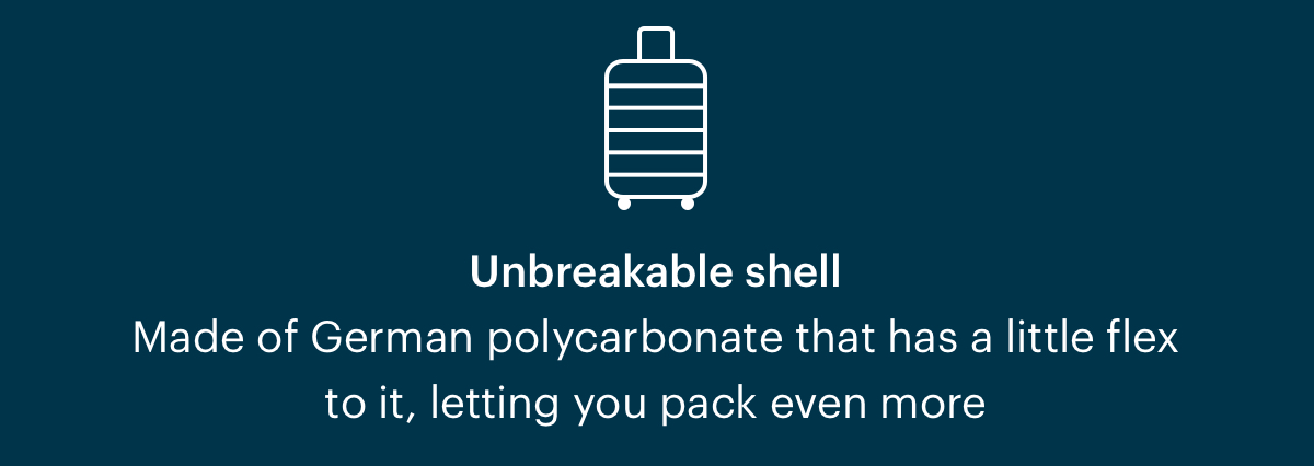 Unbreakable shell